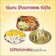 Send gifts on Guru Poornima Day online to India