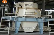 vertical shaft impact crusher(sand making machine)/crusher/stone crush