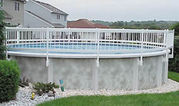 Supply Above ground pool fencing