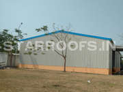 Metal roofing contractors in chennai | Steel roofing contractors in ch
